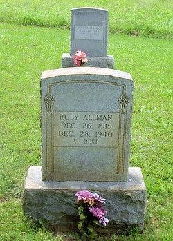 Ruby Odell Allman