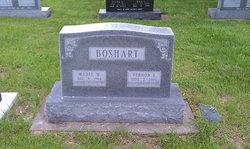 Mabel Marie <I>DeRossett</I> Boshart