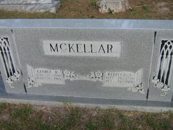 George R McKellar