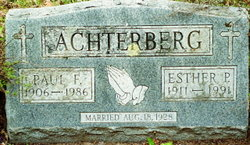 Paul Fredrich Achterberg