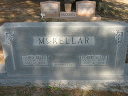 Robert E  Lee McKellar