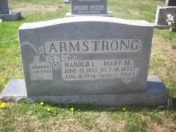 Harold L Armstrong