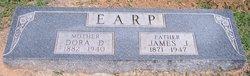 Dora D. <I>Long</I> Earp