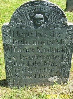 James Shattuck
