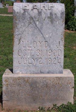 Lloyd Josiah Earp