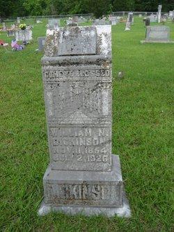William Nicholas Dickinson