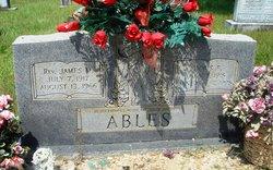 James M Ables