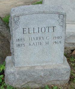 Harry C Elliott