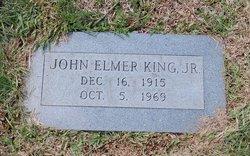 John Elmer King, Jr