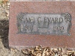 Ami C Evard