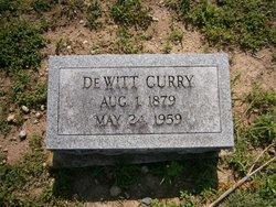 Thomas Dewitt Curry