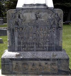 Roy Woodruff Adams