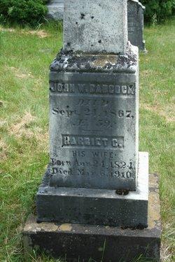 Harriet C. <I>Shattuck</I> Babcock