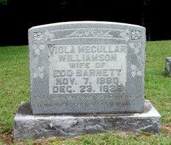 Viola <I>McCullar</I> Barnett