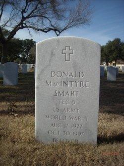 Donald MacIntyre Smart