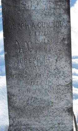 Josephine A Cummings