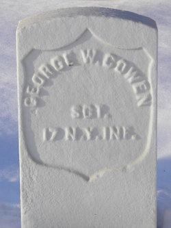 George W Cowen