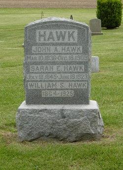 Sarah Ellen <I>Faris</I> Hawk