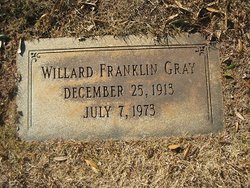 Willard Franklin Gray