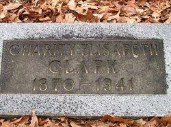 Charity Elizabeth Clark
