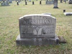 Florence Celeste <I>Green</I> Albritton