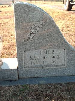 Lillie B <I>Haney</I> Allen