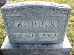 Emma Beulah <I>Crew</I> Burris