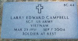 """Sgt Larry Edward """"Toot"""" Campbell"""