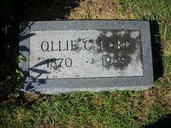 Olive C <I>Major</I> Ford