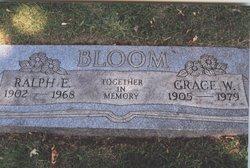 Ralph Emil Bloom