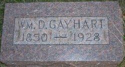 William D. Gayhart