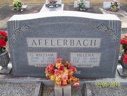 Helena <I>Borchardt</I> Afflerbach
