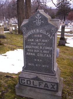 Josephine B <I>Fonda</I> Colfax