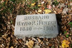David P Hunter