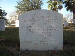 Frederick Harvey Jacoby