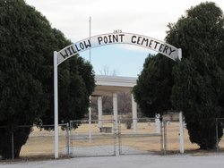 Willow Point Cemetery