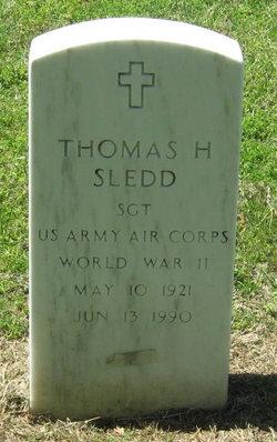 Thomas H Sledd