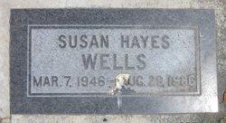 Susan Jean <I>Hayes</I> Wells
