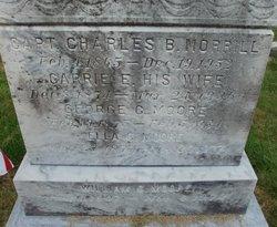 Capt Charles B. Morrill