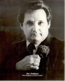 """Joseph Anthony """"Joe Anthony"""" Yannuzzi"""