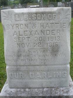 Lewis Byron Alexander Jr.
