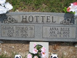 Anna Belle <I>Perkins</I> Hottel