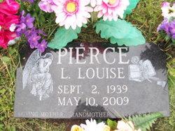 Laura Louise <I>Prudden</I> Pierce