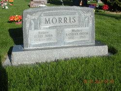 Kathern Vilate <I>Orton</I> Morris
