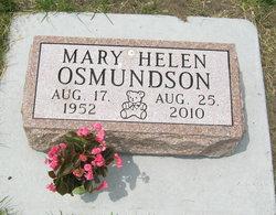 Mary Helen Osmundson