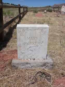 Mary Elizabeth <I>Gifford</I> Parker