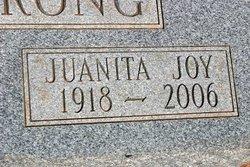 Juanita Joy <I>Hough</I> Armstrong
