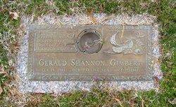 Gerald Shannon Gimbert