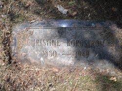 Christine Borgstrom