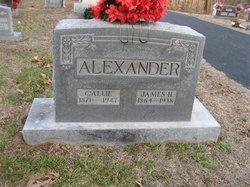 Martha Caroline <I>Prince</I> Alexander
